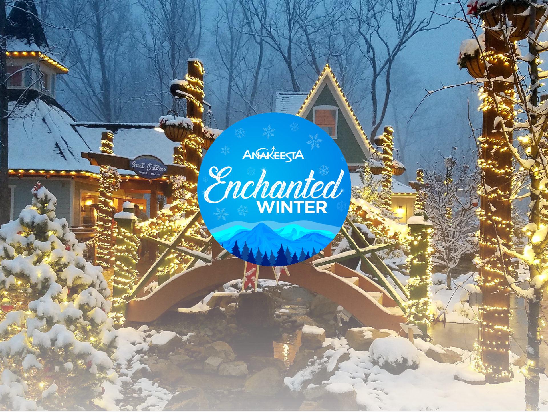 Enchanted Winter at Anakeesta | Anakeesta